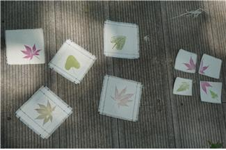 풀물 찻잔 만들기